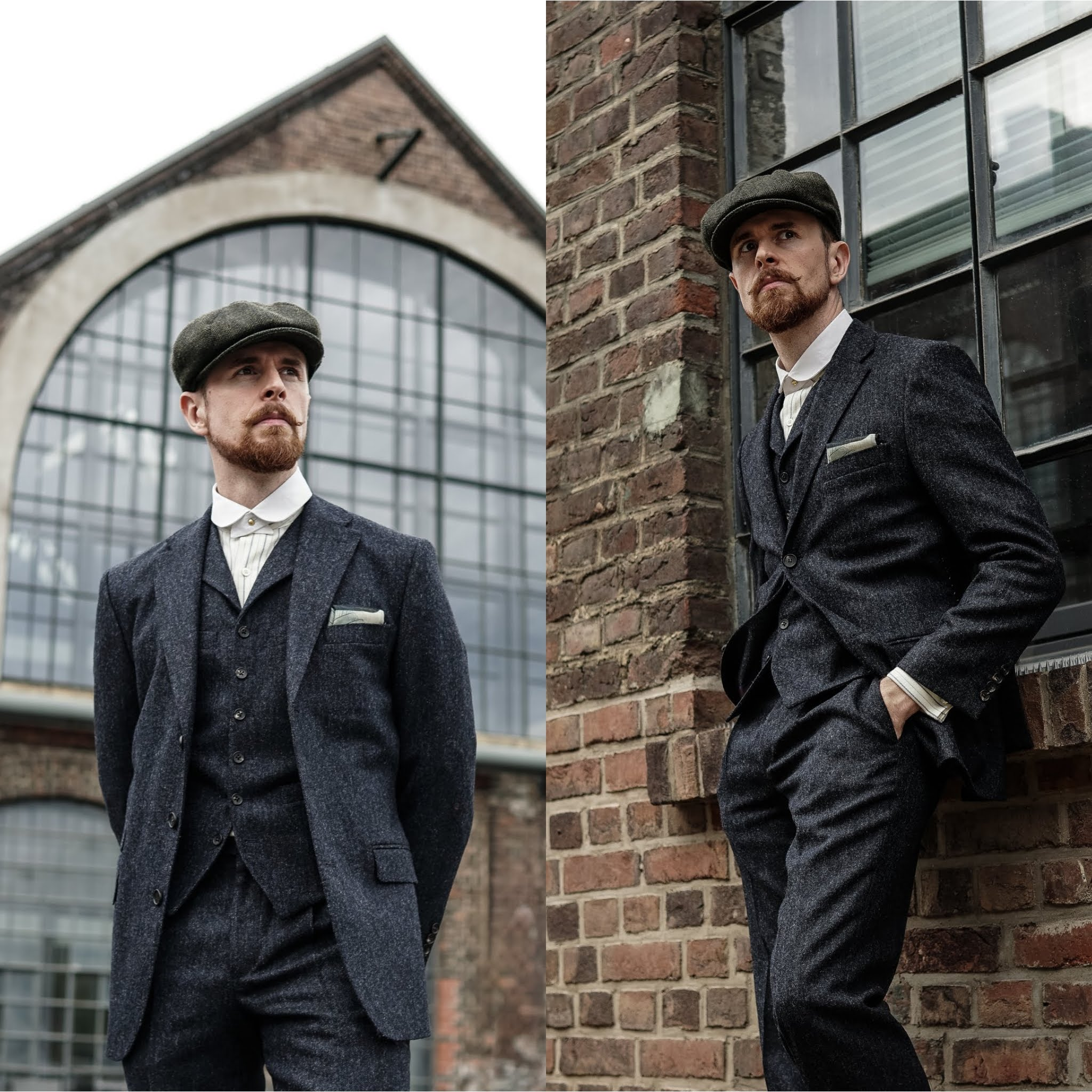 Das Peaky Blinders Outfit: Der Style der Shelby Brüder